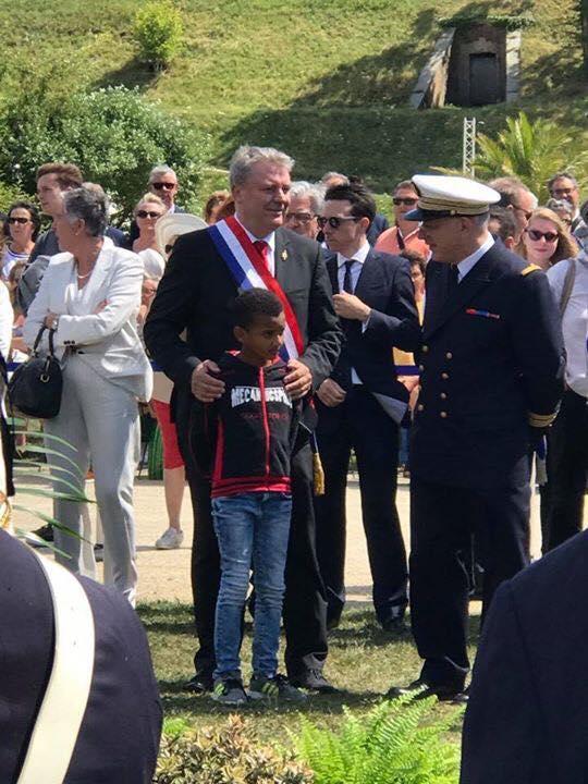 Ceremonie Du 14 Juillet Au Havre Jean Paul Lecoq Depute