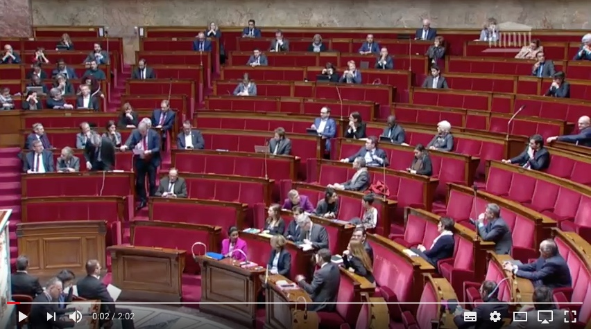 Mon intervention d'explication de vote (HTML - 162.5 ko)